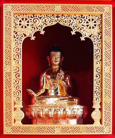 34 Buddhas