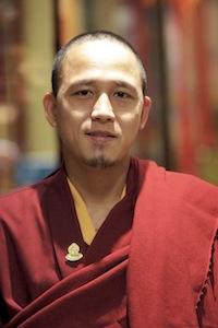 Acharya Dorje Yesh