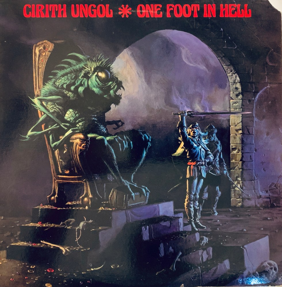 MBR 1062 Cirith Ungle One Foot In Hell
