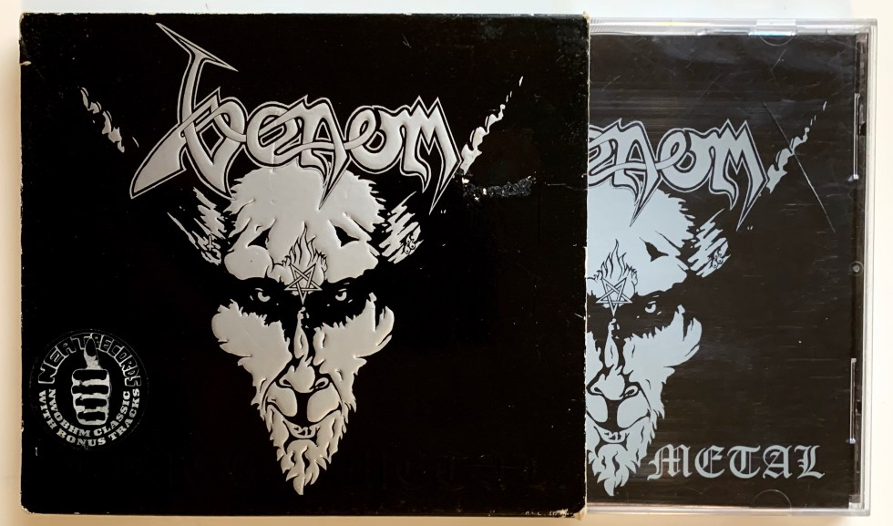 venom back metal