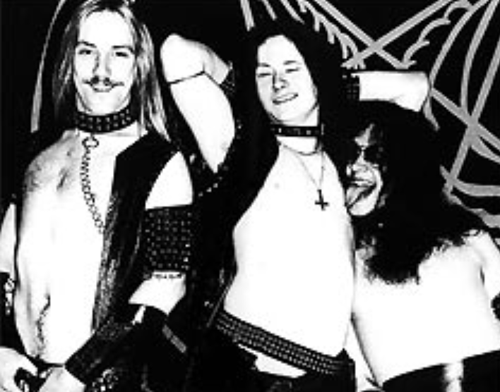 venom band black metal uk