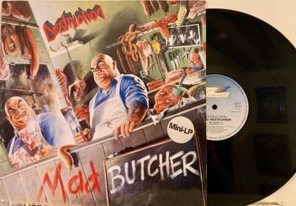 DESTRUCTION MAD BUTCHER