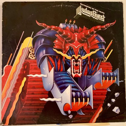 Judas Priest defenders of the faith