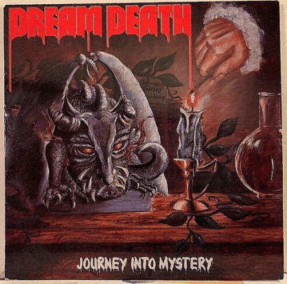 DREAM DEATH - Journey Into Mystery 1987 Orig 1st Press New Renaissance NRR 25 EX