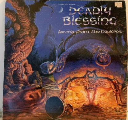 deadly blessing lp