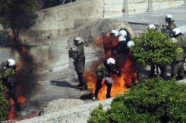 GREECE-FINANCE-ECONOMY-PUBLIC-DEBT-PROTEST