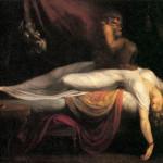 The Nightmare: Henry Fuseli, 1781