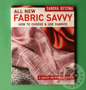 The All-New Fabric Savvy.