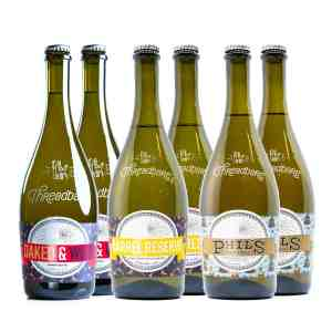 Threadbare Barreled Cider Bundle