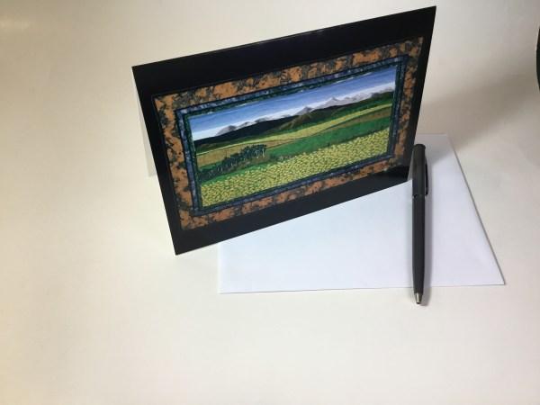 ArtCard Alberta BigSky2 by Bridget O'Flaherty