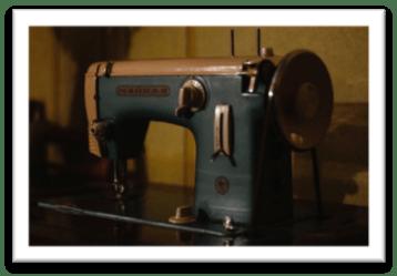 Older Singer Machine