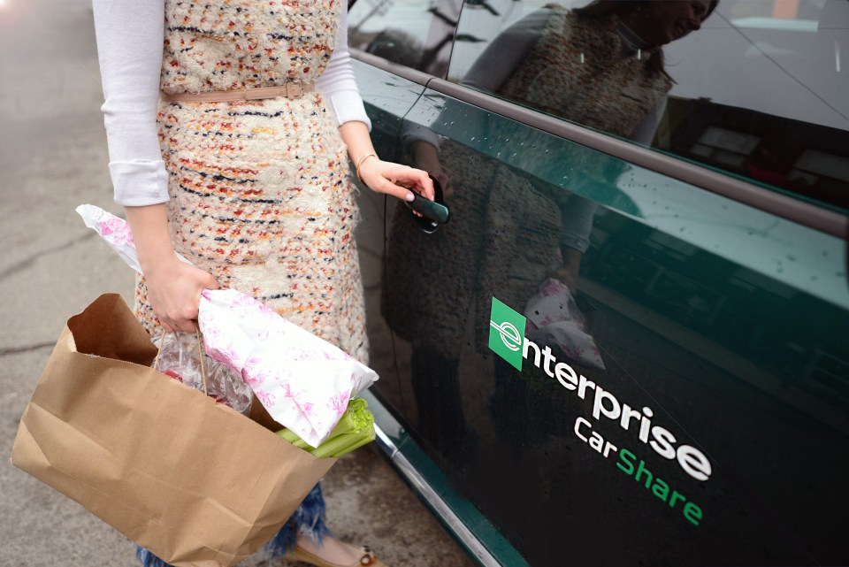 My experience using Enterprise Carshare in Toronto