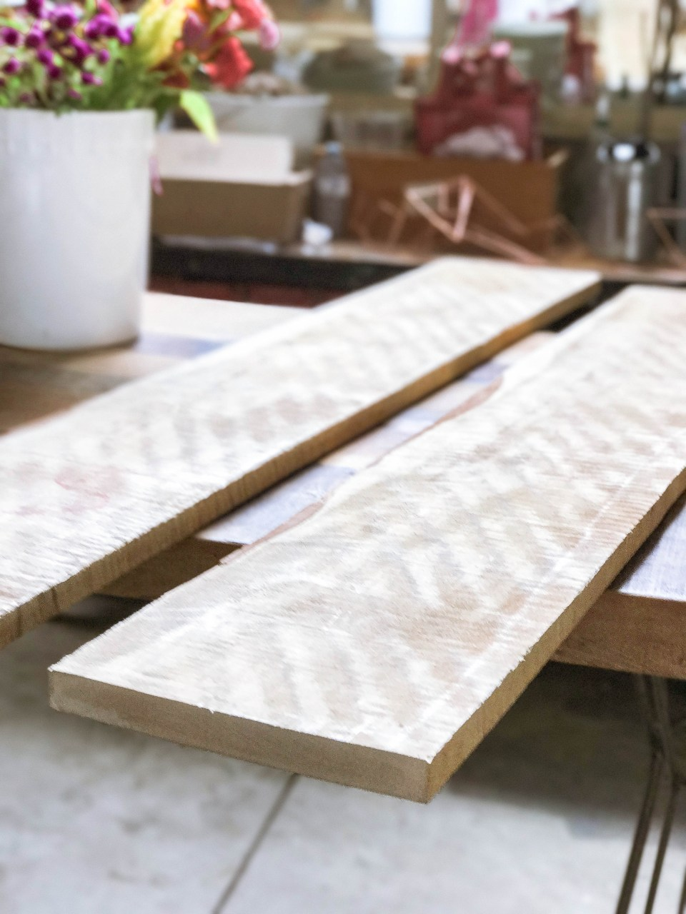 How to make a cutting board - this DIY Cutting Board is beautiful and functional!