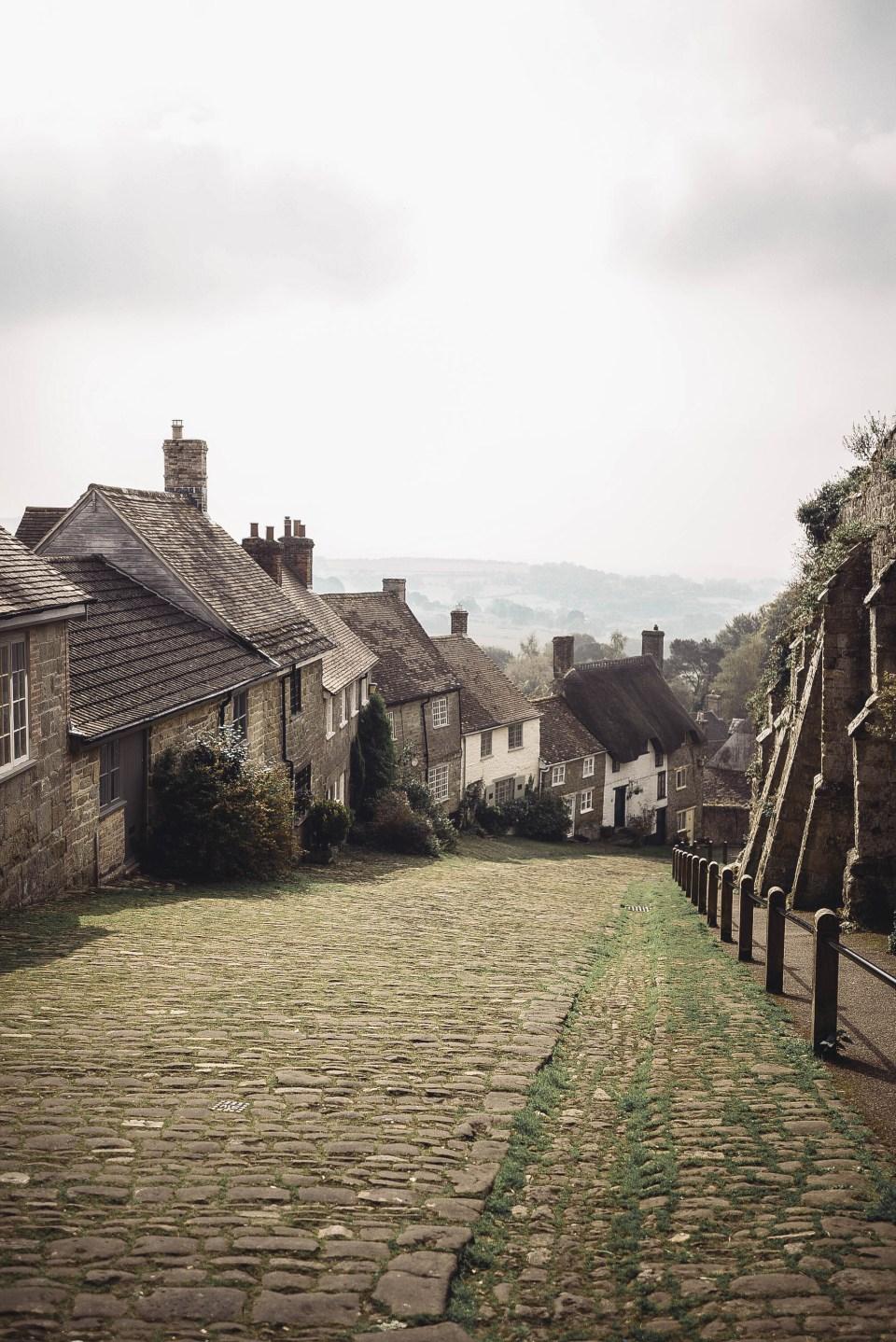 Gold Hill Shaftesbury