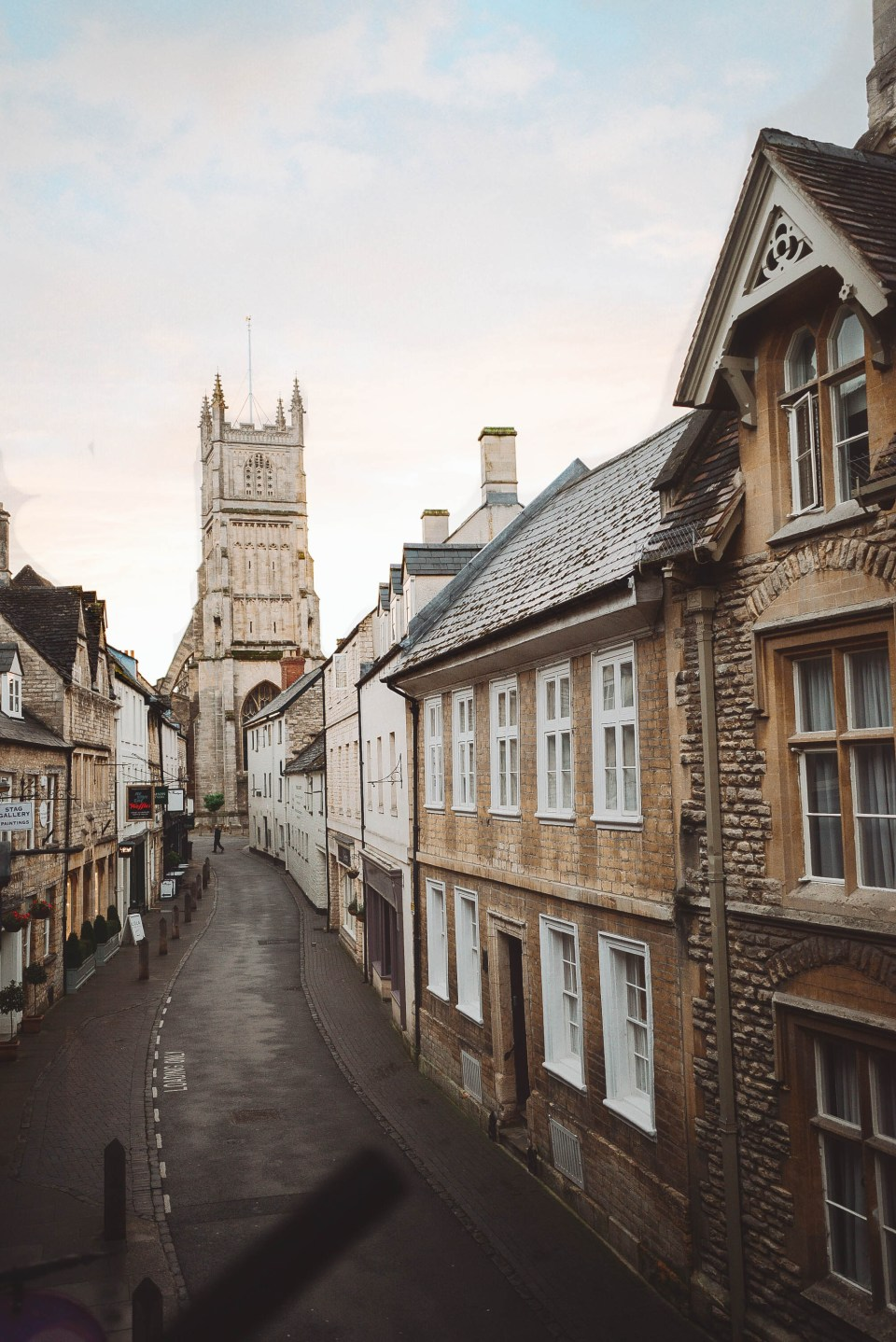 The Cotswolds - Cirencester