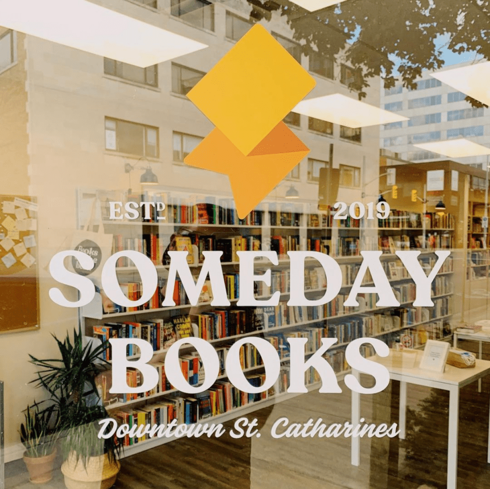 Niagara Region Shops - Someday Books