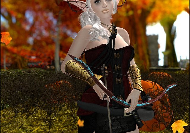 Autumn Huntress