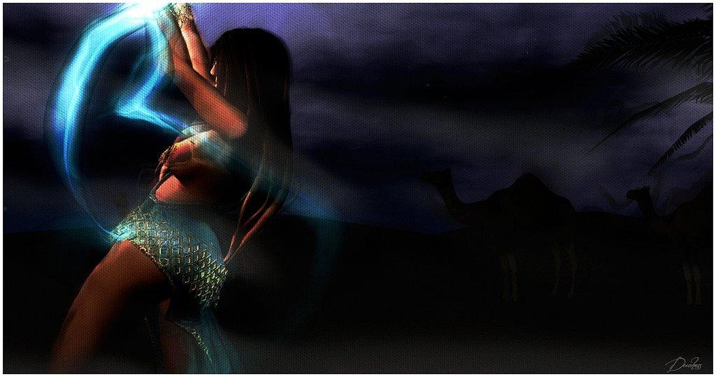 Arabesque Dance