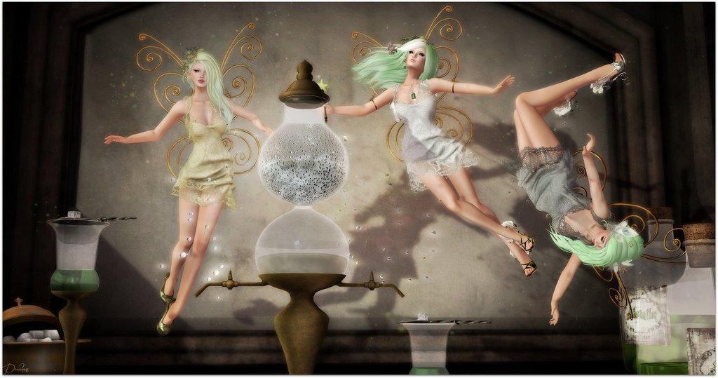 les fées vertes