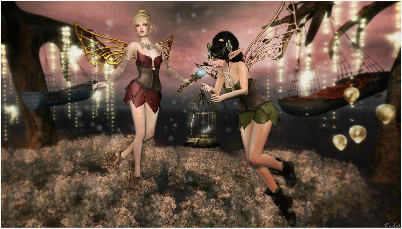 Fairies of Neverland