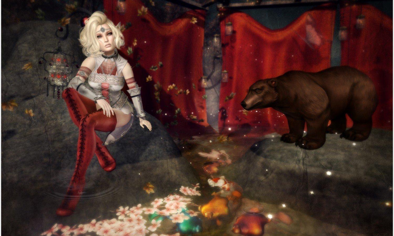 Shara Elf of Luna