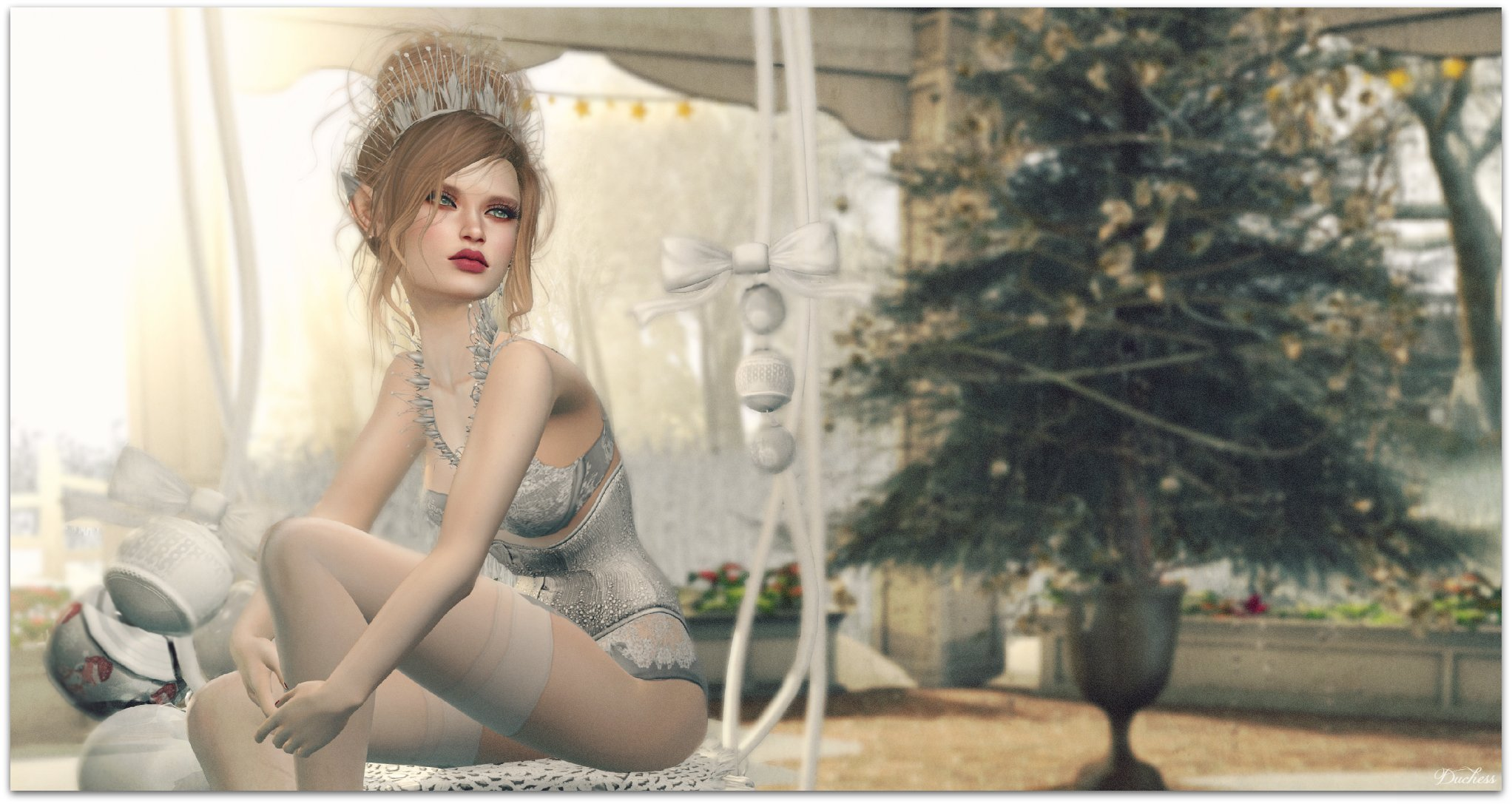 Frost Vixen