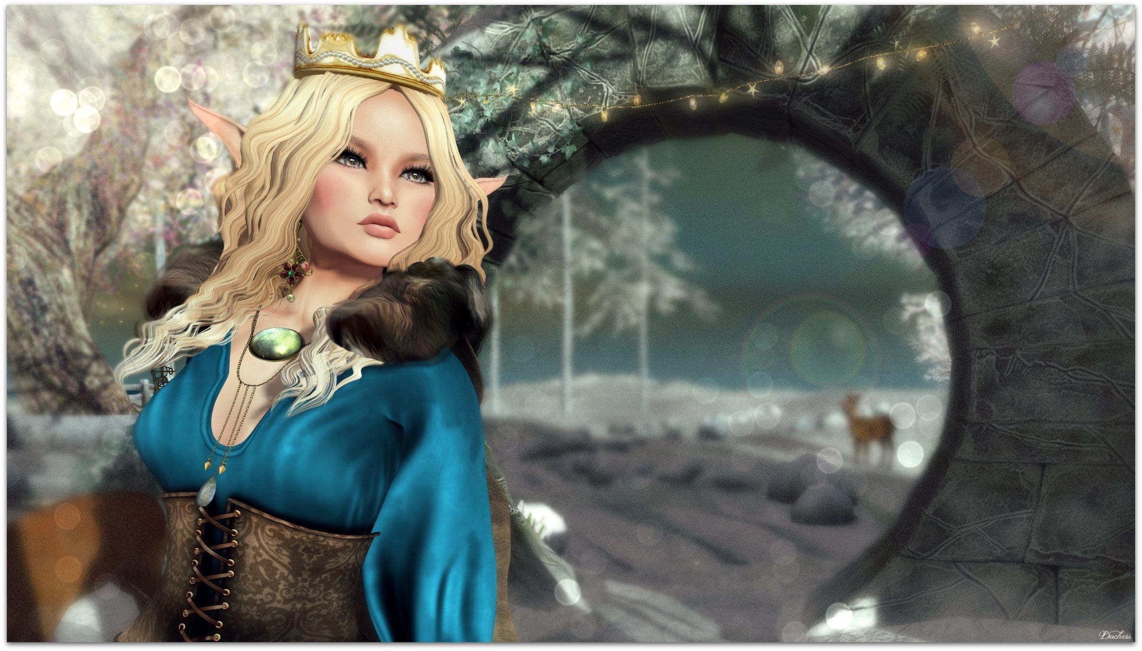 Midwinter Elf
