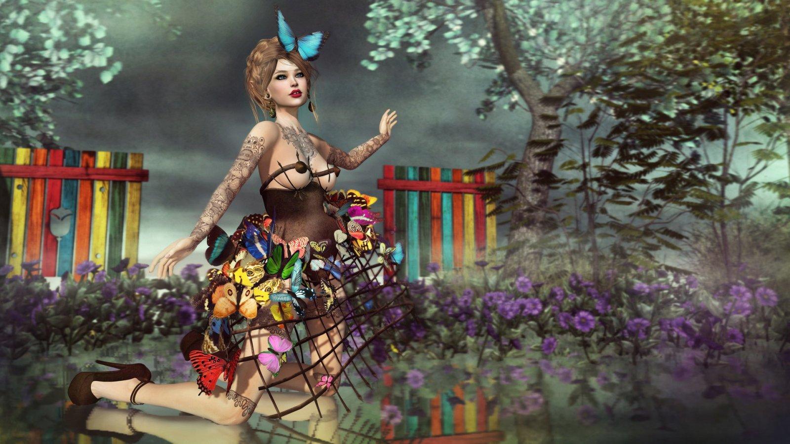 Butterfly Allure