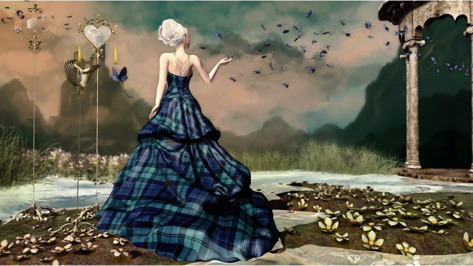The Metamorphosis of Dorothy
