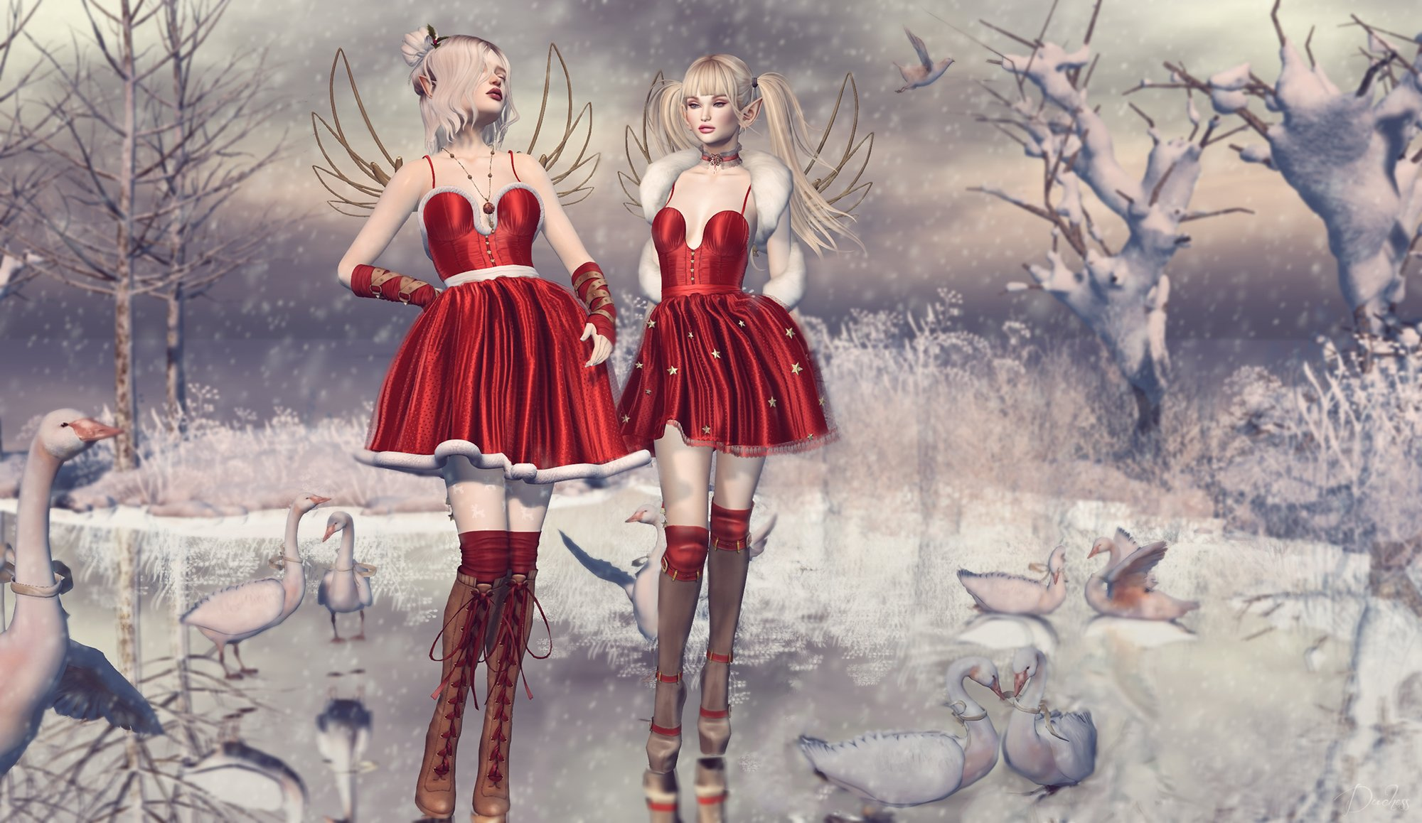 christmas-angels