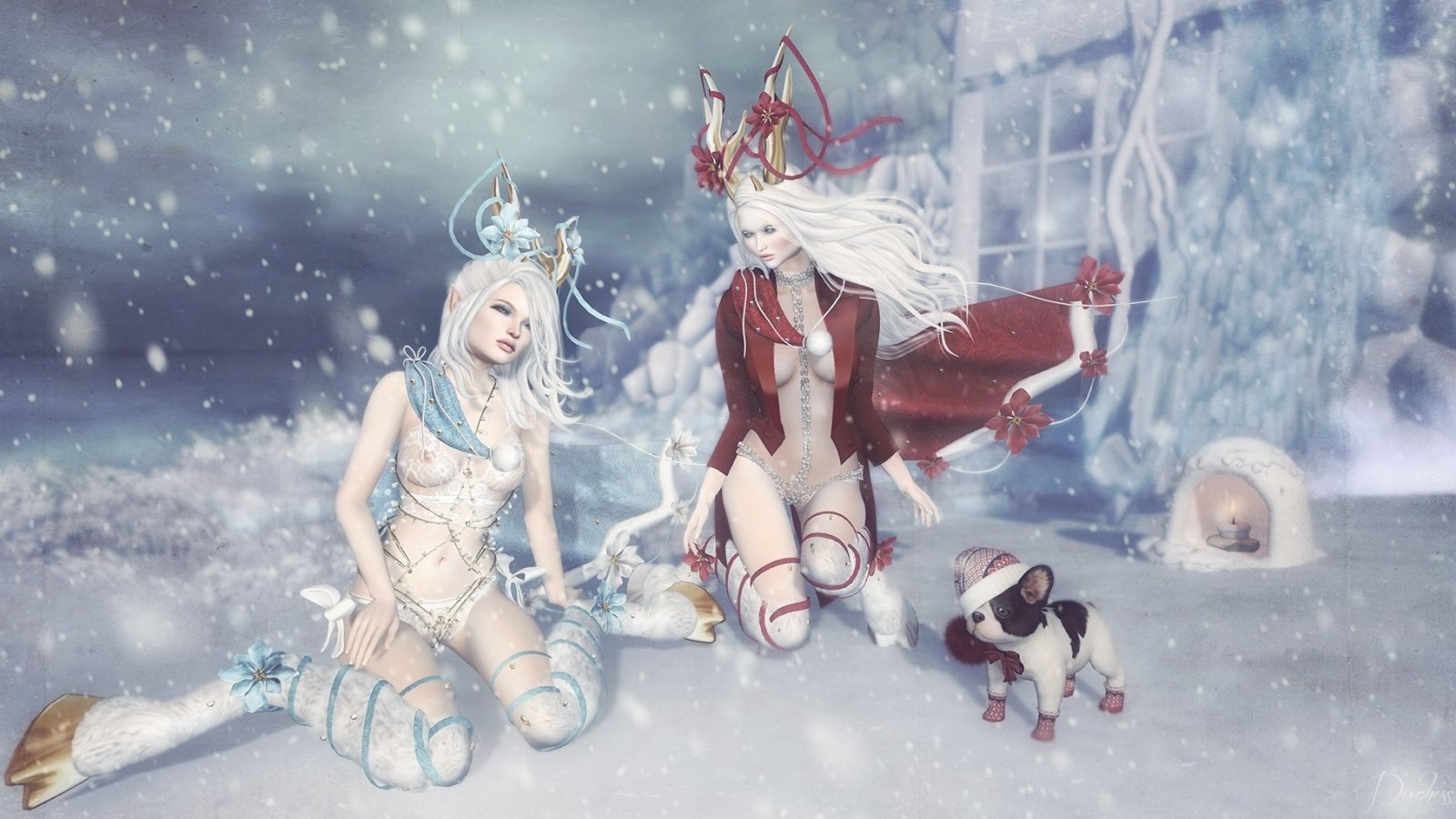 North Pole Faun