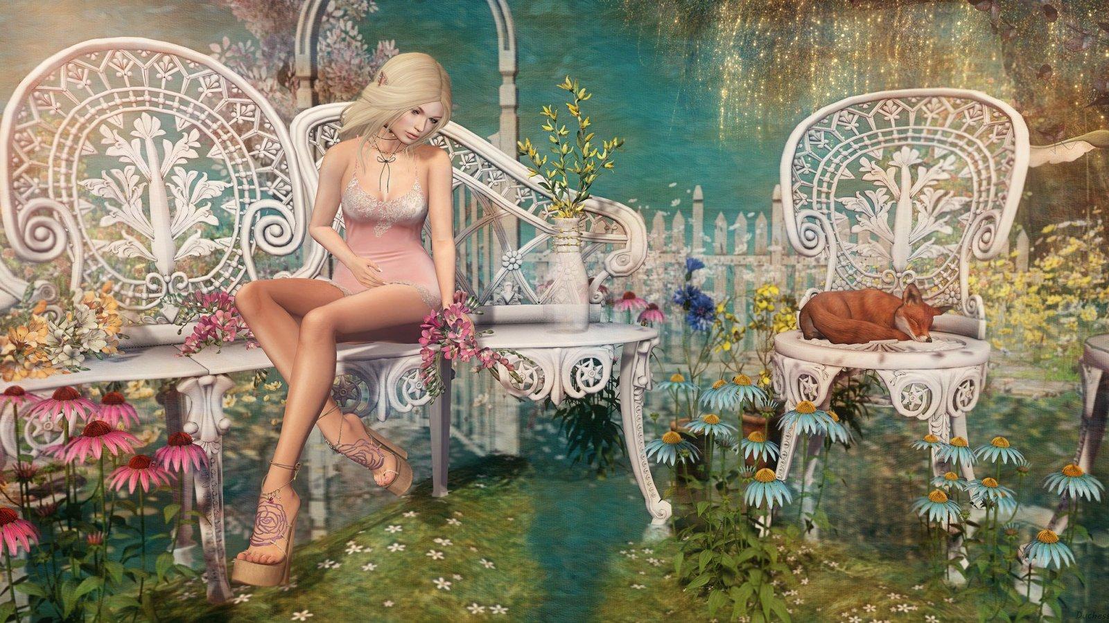 Litttlefoot & Echinacea