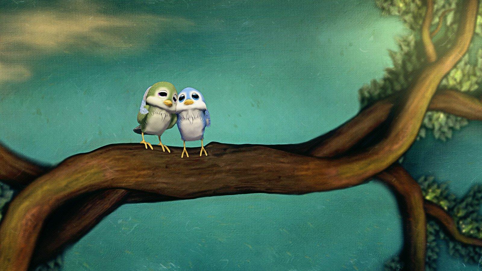 Enchanted Birdies