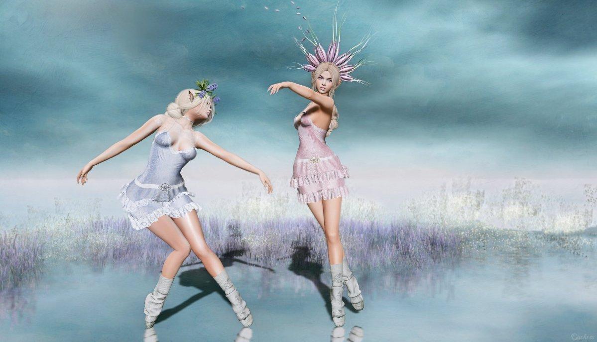 Dancing Lavender