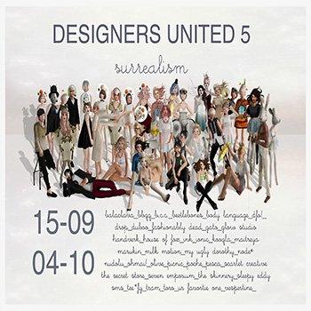 Designers United 5 2013