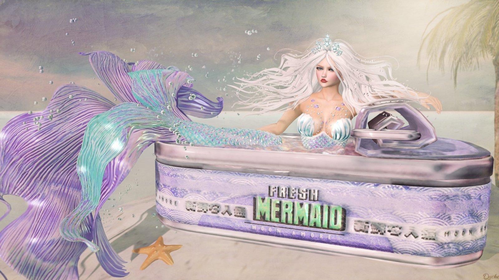 Fresh Mermaid