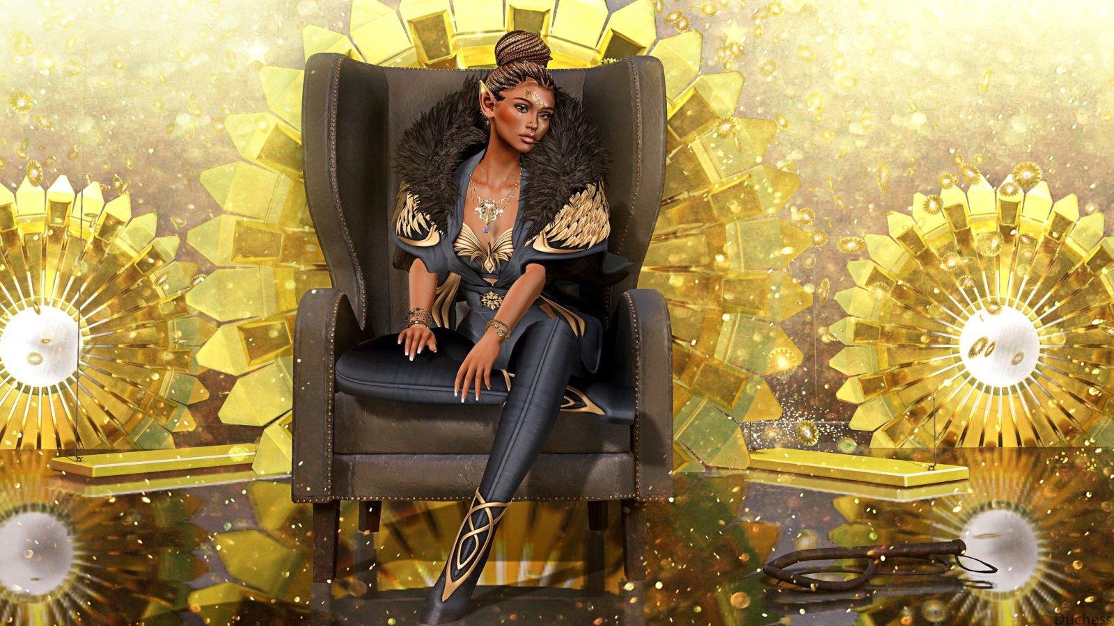 In Control: Cyber Queen