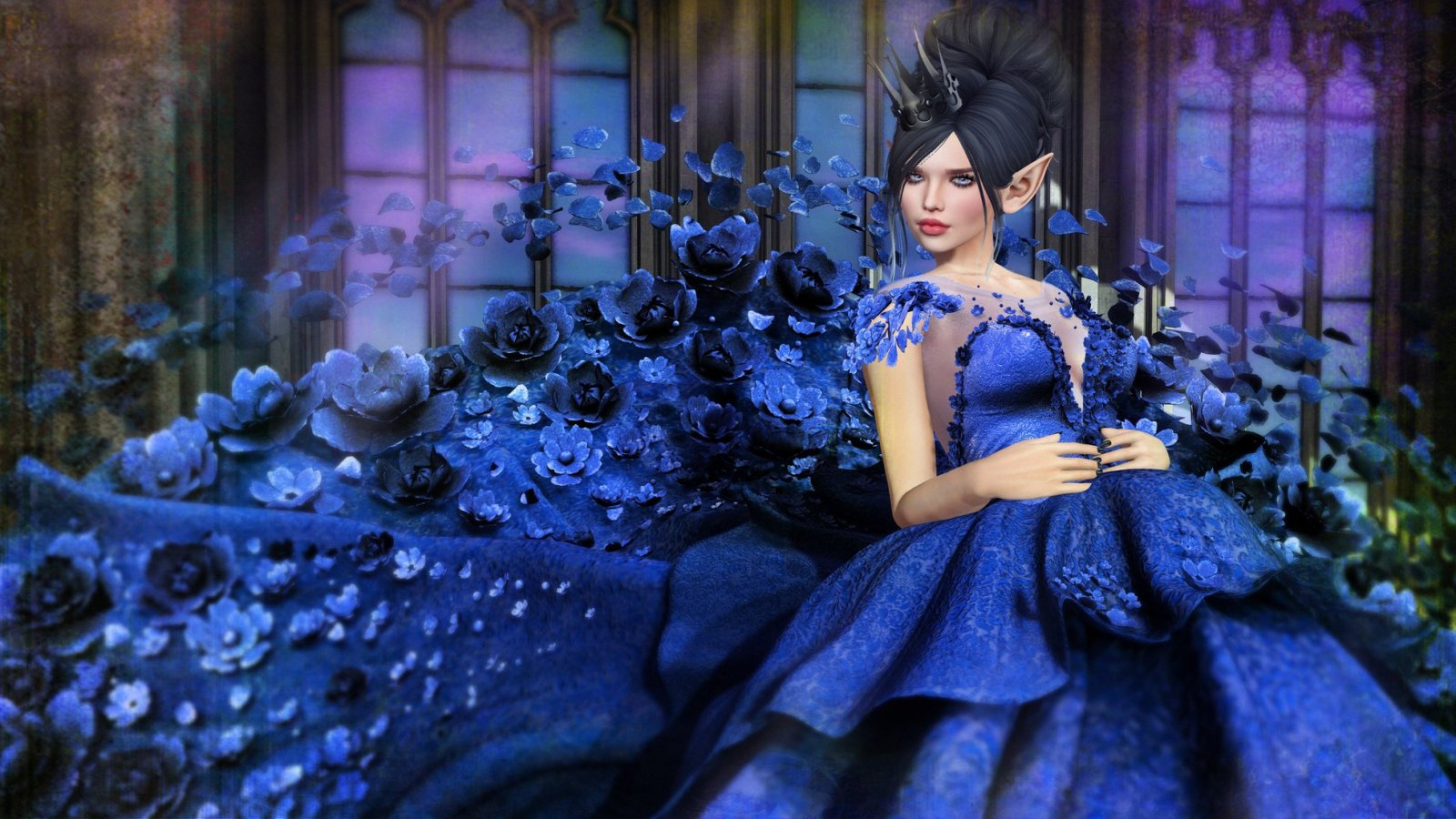 Passionate Belle