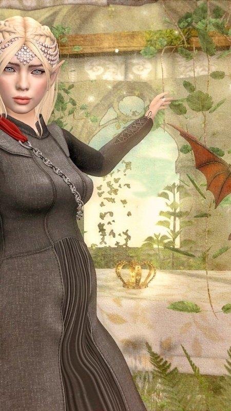 Lady of Dragonstone