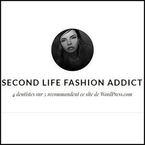 Second Life Fashion Addict