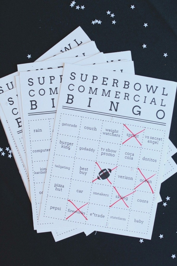 Bingo for Style Me Pretty