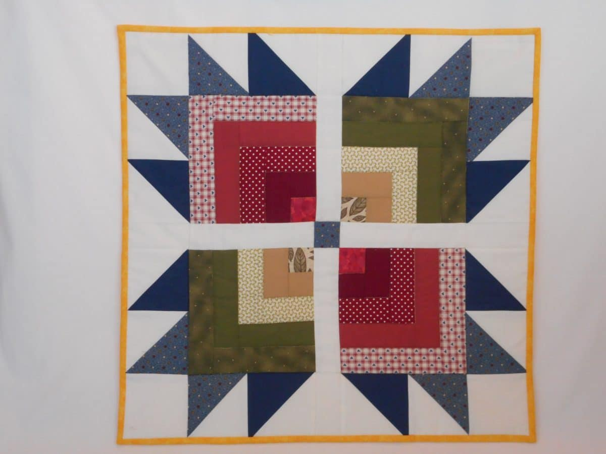 Bears Claw Patchwork Sampler