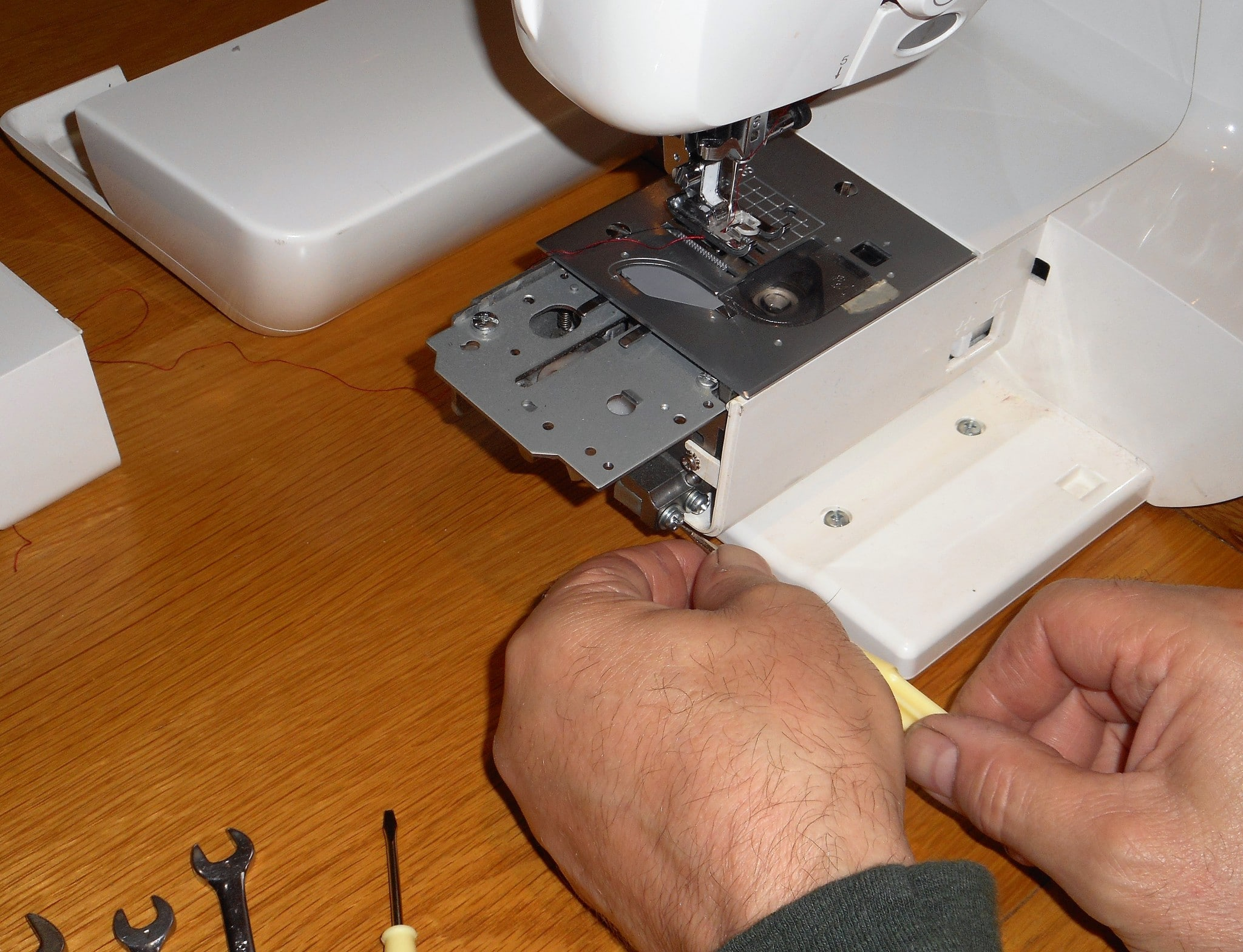 Sewing Machine Service and Repair