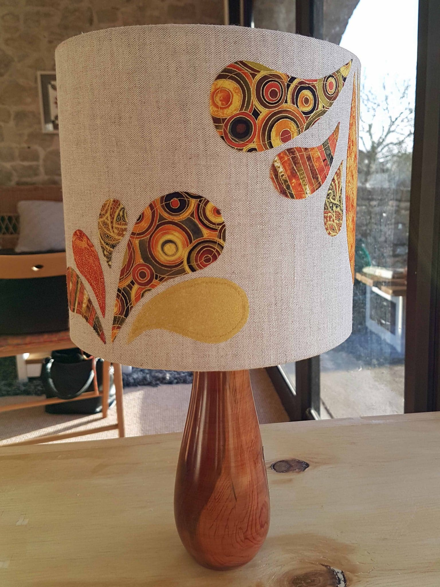 Lampshade Stitching Workshop