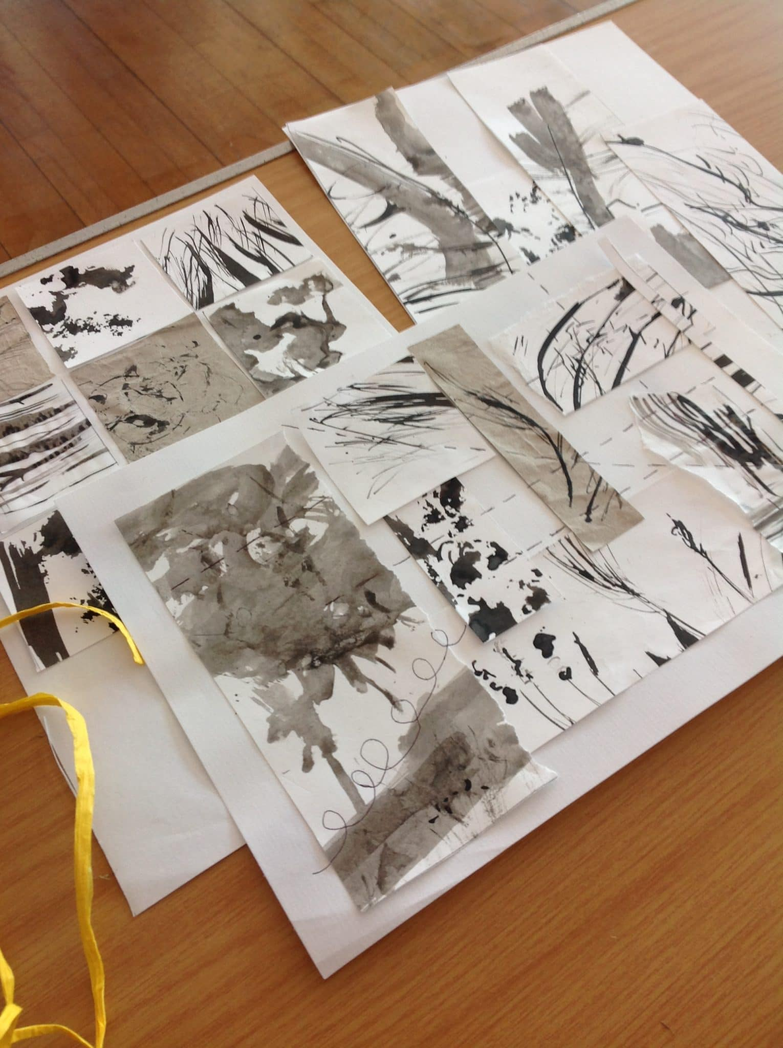 'Make your Mark – Contemporary Textiles Workshop'