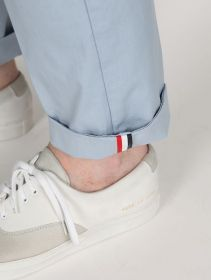 Contrast bias tape for the Jedediah Pants