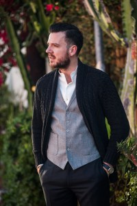 Waistcoat with patch pockets 3