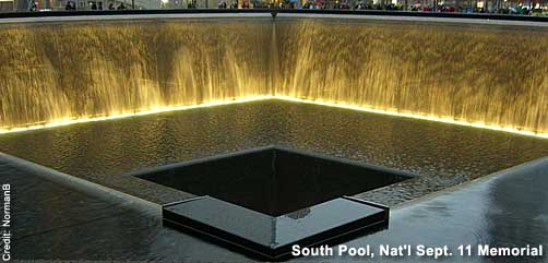 September 11 Memorial - ALLOW IMAGES