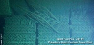 Fukushima Unit #4 Spent Fuel Pool - ALLOW IMAGES