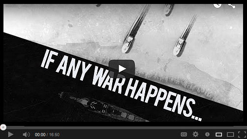 Iran Threat Video - ALLOW IMAGES